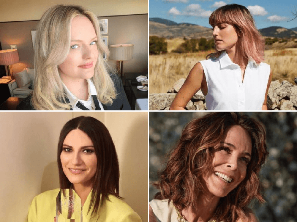 Cortes de pelo media melena para mujer Primavera Verano 2021