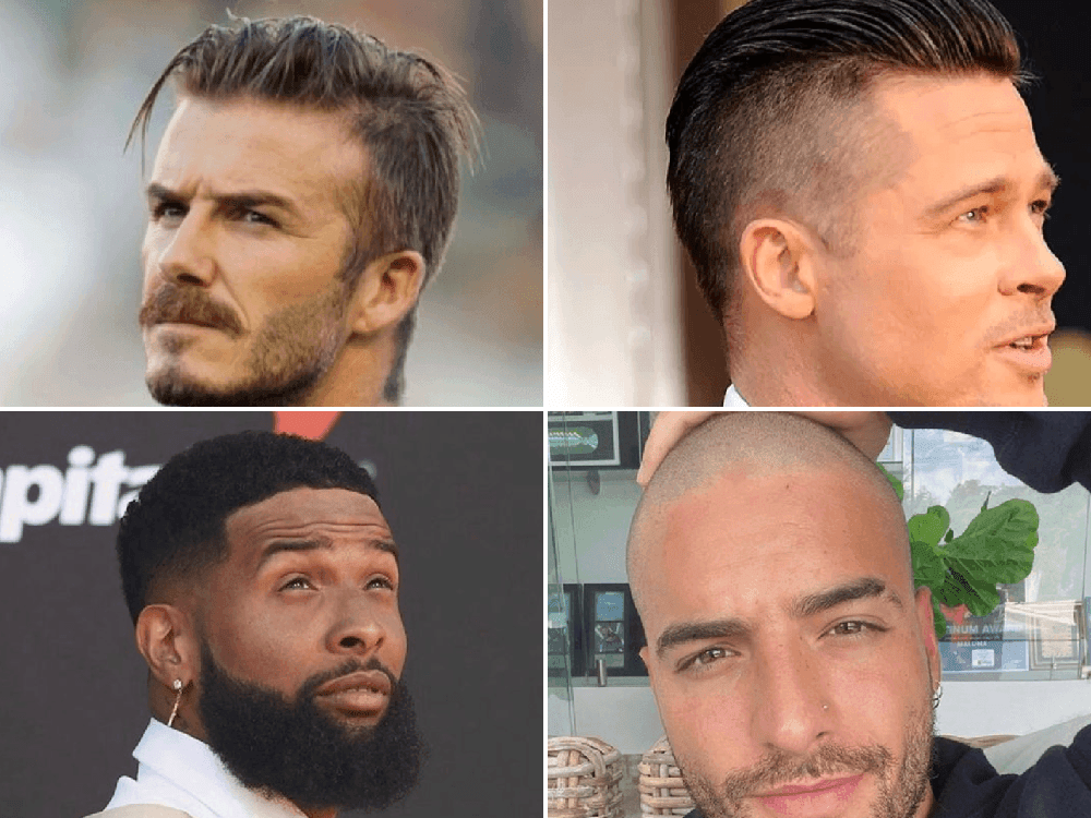 Mejores cortes de pelo hombre corto 2021 primavera verano