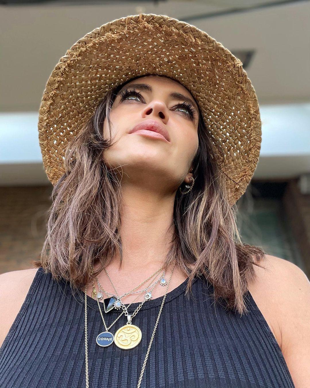 Sara Carbonero corte de pelo Collarbone cut