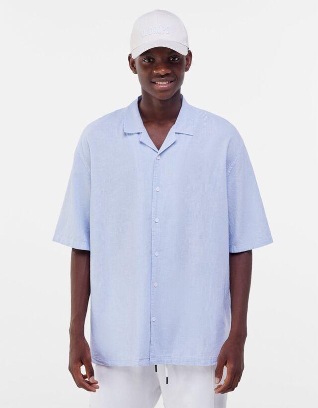 Catálogo Bershka hombre Verano 2021   Camisas