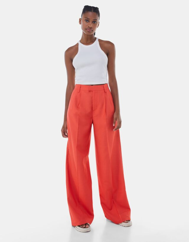 Catálogo Bershka para mujer Verano 2021 | Pantalones y shorts