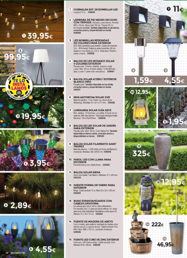 catálogo Big Mat Verano 2021
