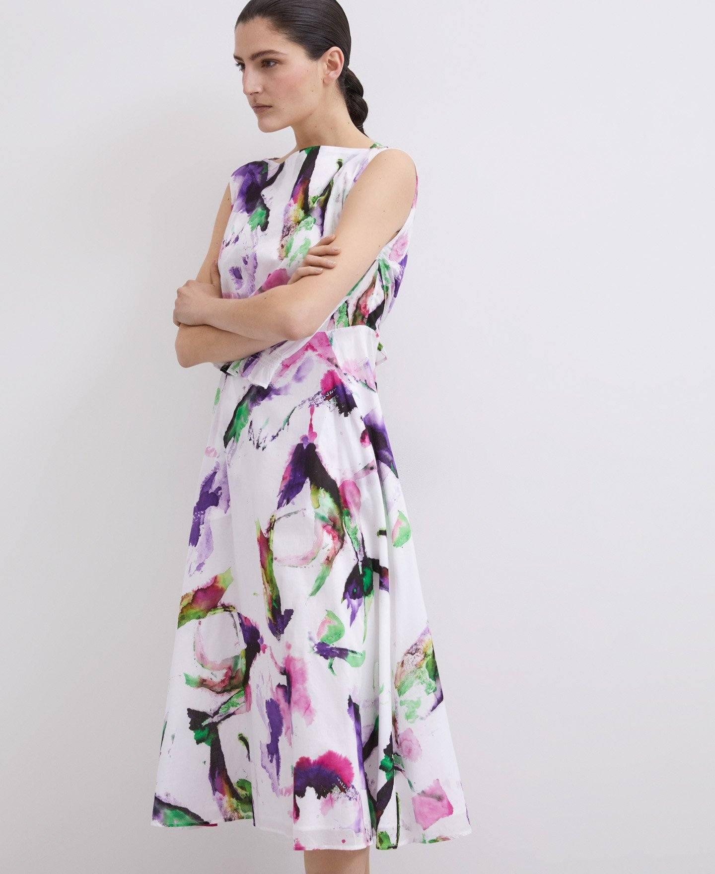 Los Vestidos Adolfo Domínguez para Verano 2021   Vestidos midi