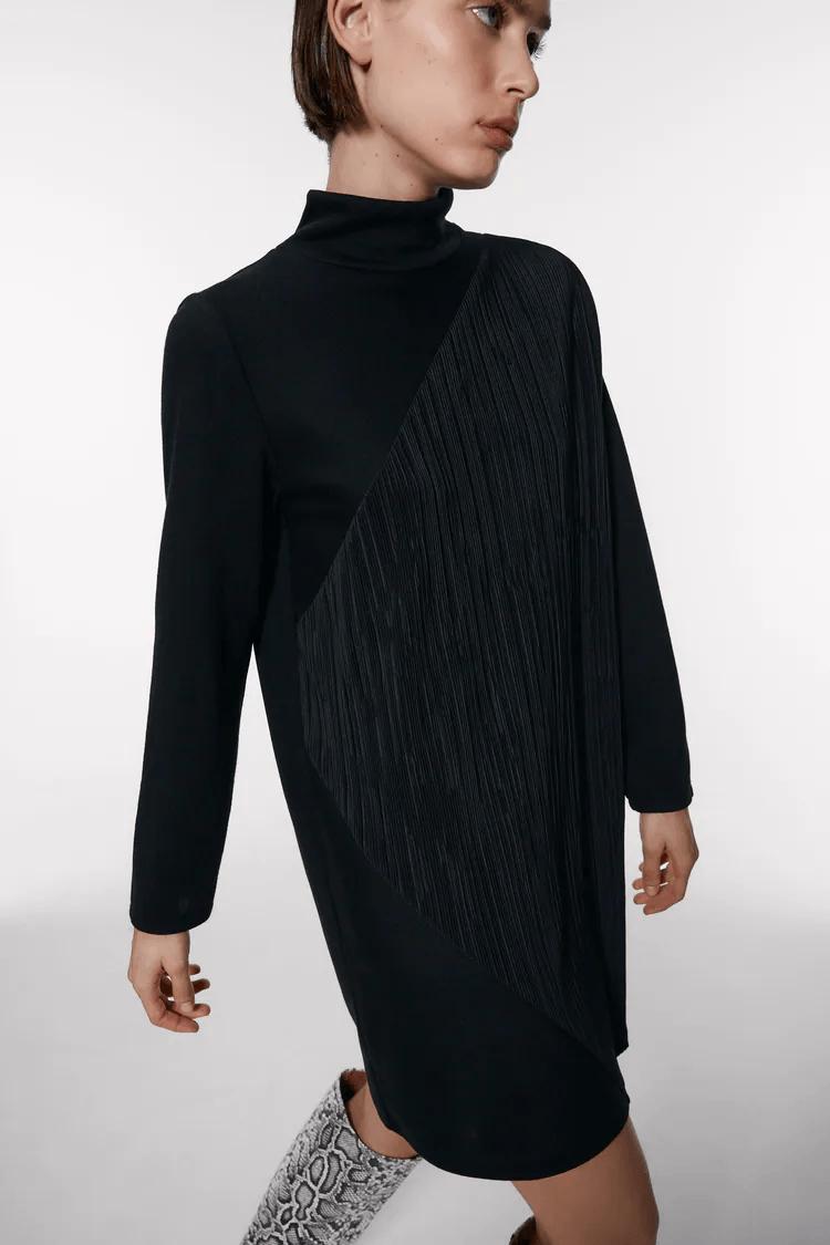 El catálogo de Vestidos para ZARA Otoño Invierno 2021 – 2022