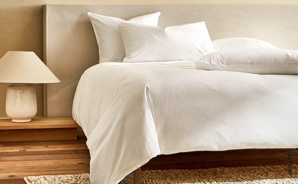El catálogo de sábanas de ZARA HOME para Otoño Invierno 2021 – 2022