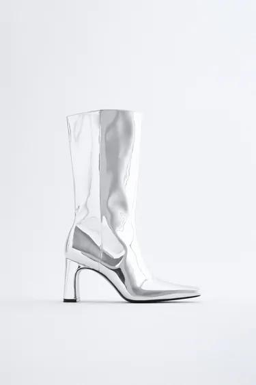 Las botas de ZARA para mujer Otoño Invierno 2021 – 2022