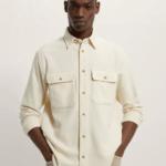 Las camisas para hombre del catálogo de ZARA Otoño Invierno 2021 – 2022