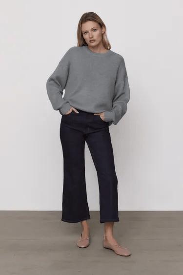 Los jerseys más bonitos para mujer de ZARA para Otoño Invierno 2021 – 2022