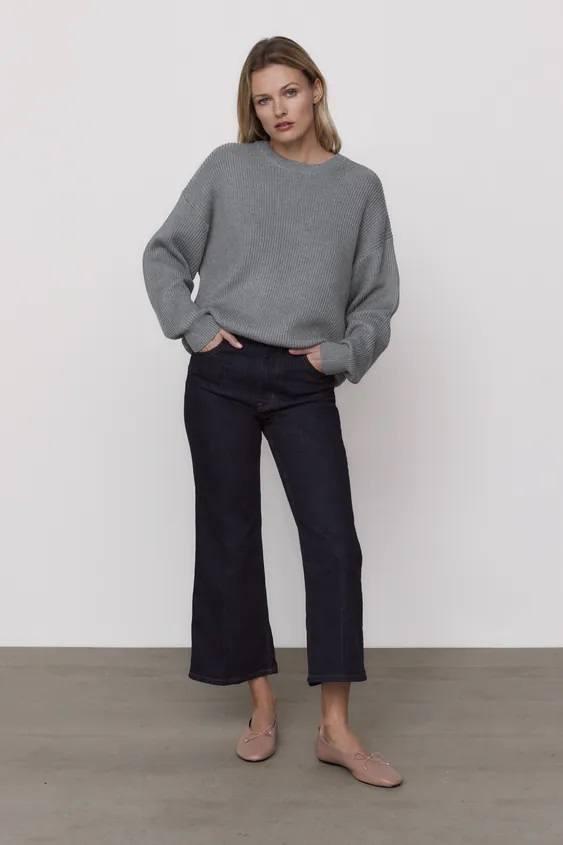 Los jerséis más bonitos para mujer de ZARA para Otoño Invierno 2021-2022